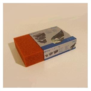 Náhradní filtrační houba - Červená - BioTec 5/10/30