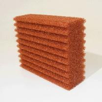 Náhradní filtrační houba - Červená - BioSmart 18000 - 36000