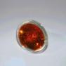 Halogenová žárovka červená, 50W