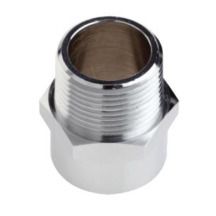 Adaptér G 15 / NPT 15 silver