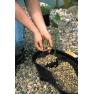 Koš na vodní rostliny oválný 45cm