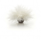 biOrb vodní ozdobná tráva bílá