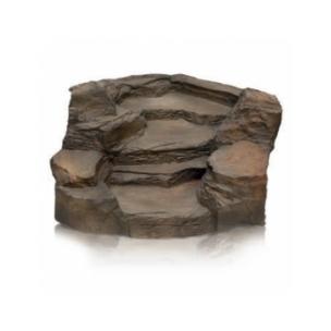 Potoční dílec Grand Canyon hnědý - útes